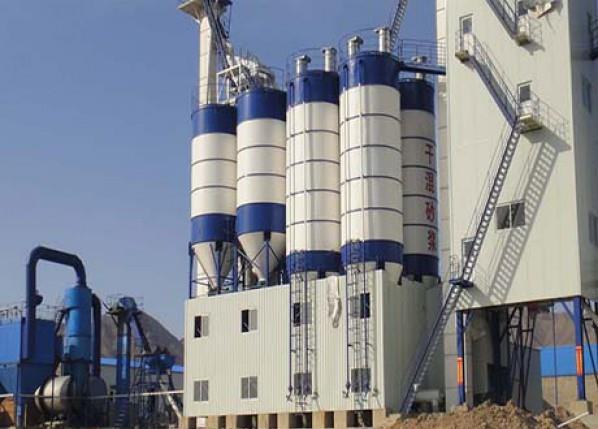 年产5-30万吨干混砂浆设备